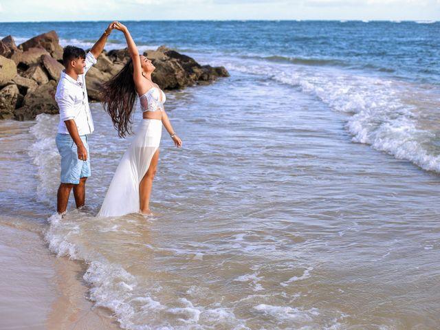 O casamento de Edward e Vitória em Penedo, Alagoas 4