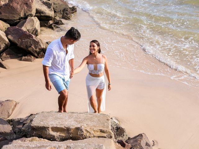 O casamento de Edward e Vitória em Penedo, Alagoas 9