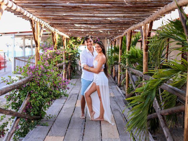 O casamento de Edward e Vitória em Penedo, Alagoas 10