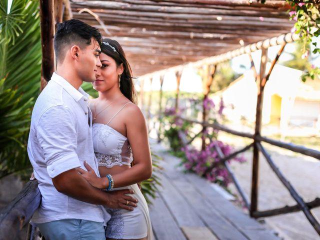 O casamento de Edward e Vitória em Penedo, Alagoas 11