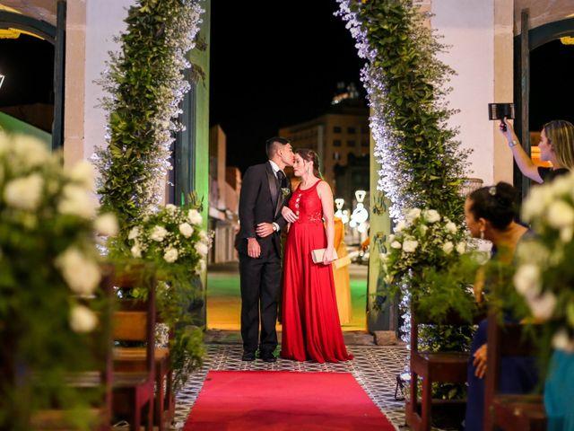 O casamento de Edward e Vitória em Penedo, Alagoas 16