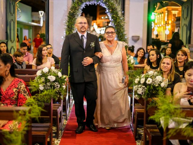 O casamento de Edward e Vitória em Penedo, Alagoas 17
