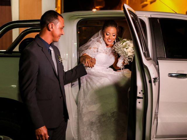 O casamento de Edward e Vitória em Penedo, Alagoas 20