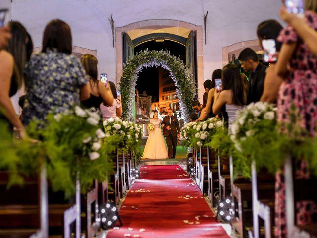 O casamento de Edward e Vitória em Penedo, Alagoas 22