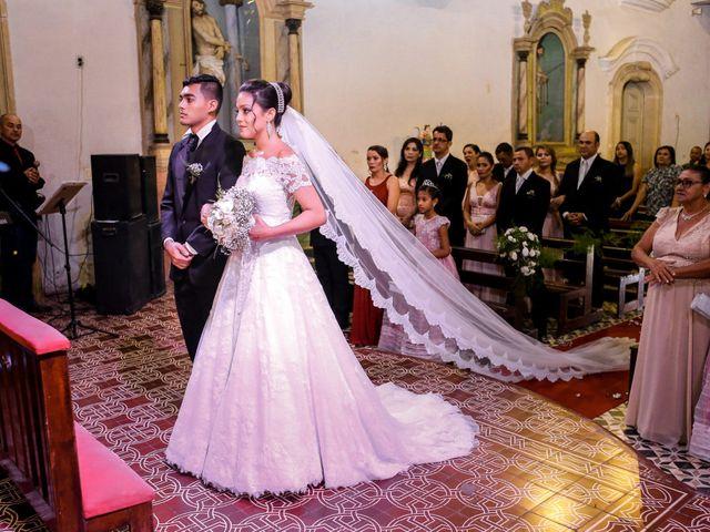 O casamento de Edward e Vitória em Penedo, Alagoas 23