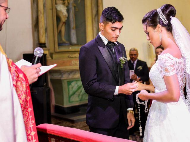 O casamento de Edward e Vitória em Penedo, Alagoas 24