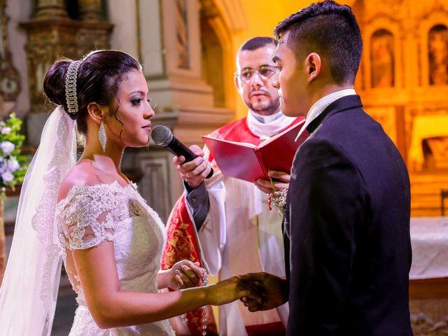 O casamento de Edward e Vitória em Penedo, Alagoas 25