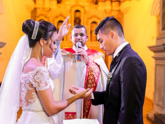 O casamento de Edward e Vitória em Penedo, Alagoas 28