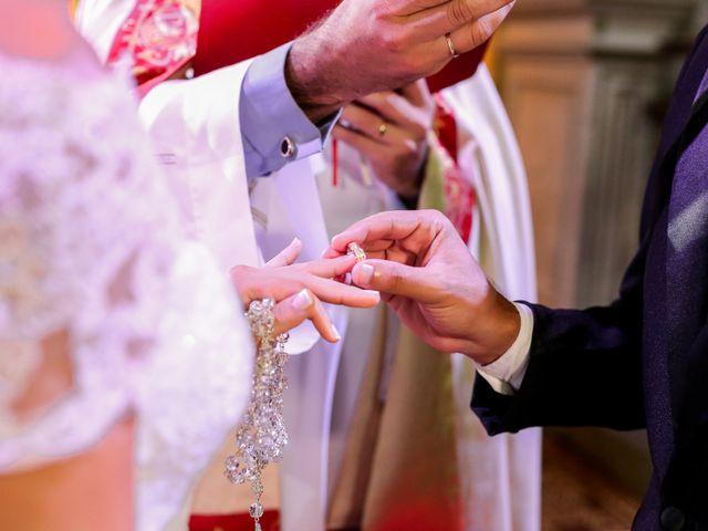 O casamento de Edward e Vitória em Penedo, Alagoas 29