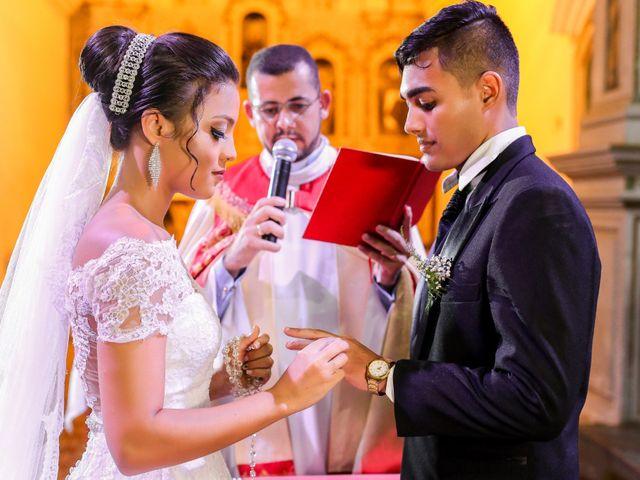 O casamento de Edward e Vitória em Penedo, Alagoas 30