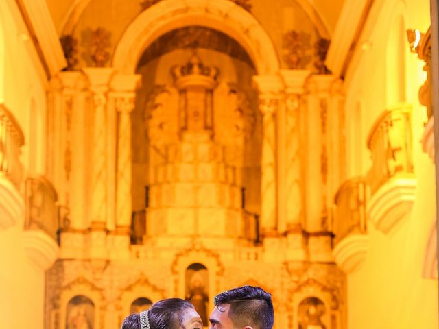 O casamento de Edward e Vitória em Penedo, Alagoas 31