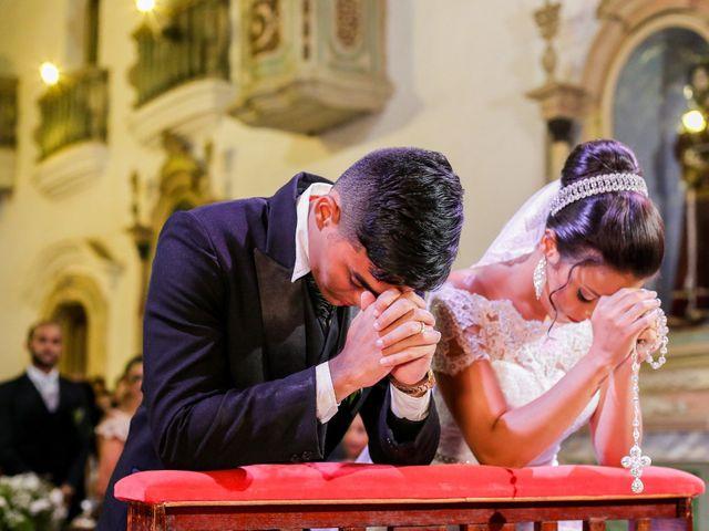 O casamento de Edward e Vitória em Penedo, Alagoas 32