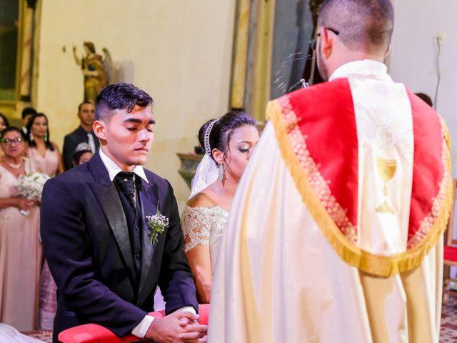 O casamento de Edward e Vitória em Penedo, Alagoas 33