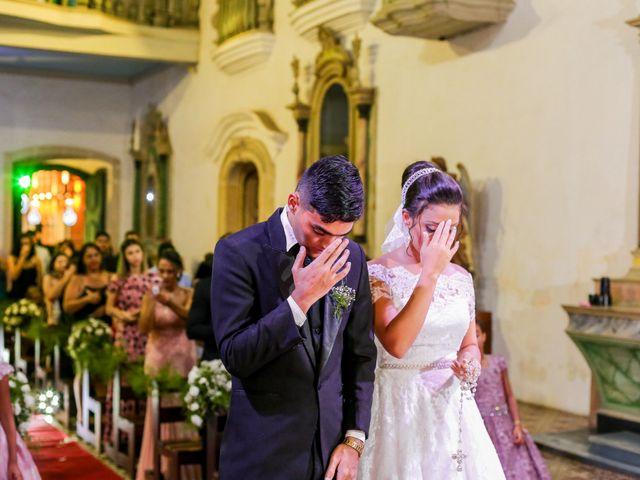 O casamento de Edward e Vitória em Penedo, Alagoas 34