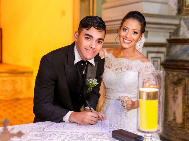 O casamento de Edward e Vitória em Penedo, Alagoas 35