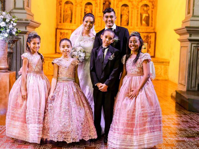 O casamento de Edward e Vitória em Penedo, Alagoas 37