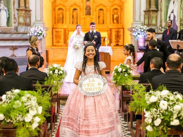 O casamento de Edward e Vitória em Penedo, Alagoas 45
