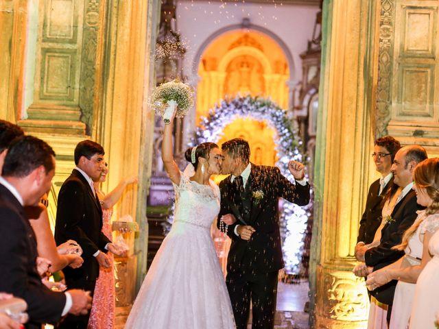 O casamento de Edward e Vitória em Penedo, Alagoas 48