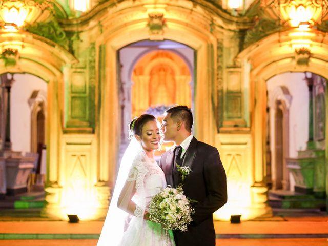 O casamento de Edward e Vitória em Penedo, Alagoas 50
