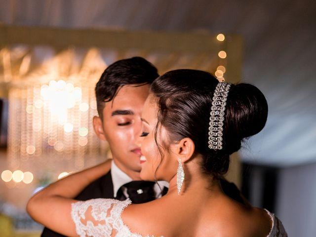 O casamento de Edward e Vitória em Penedo, Alagoas 53