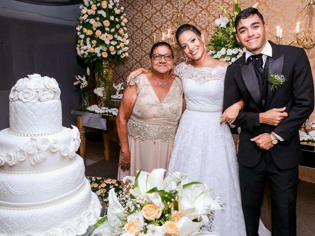 O casamento de Edward e Vitória em Penedo, Alagoas 57