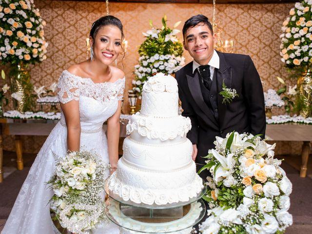 O casamento de Edward e Vitória em Penedo, Alagoas 58