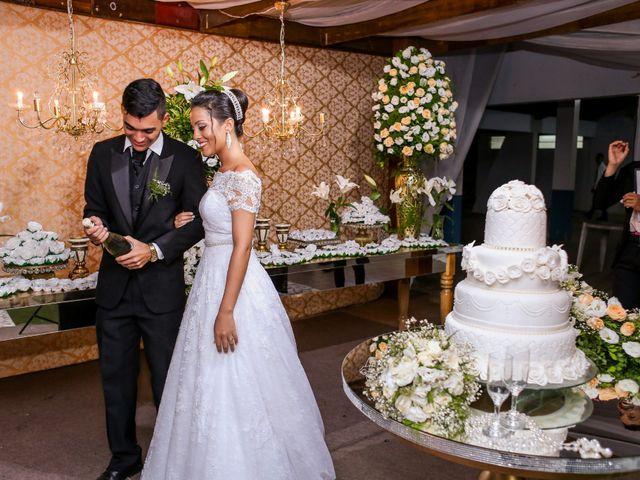 O casamento de Edward e Vitória em Penedo, Alagoas 60