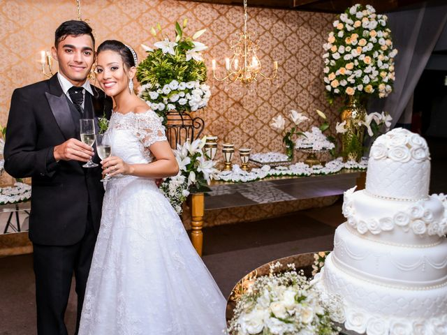 O casamento de Edward e Vitória em Penedo, Alagoas 61