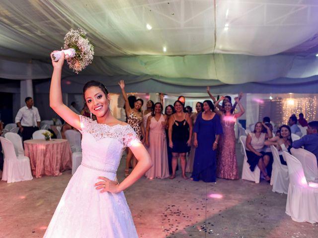 O casamento de Edward e Vitória em Penedo, Alagoas 63