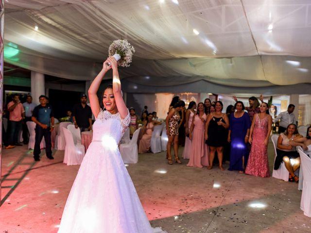 O casamento de Edward e Vitória em Penedo, Alagoas 64