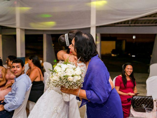O casamento de Edward e Vitória em Penedo, Alagoas 65