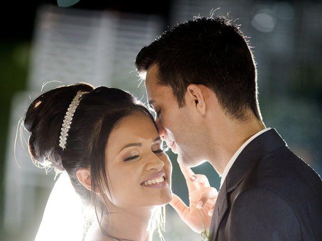 O casamento de Damares e Elizeu
