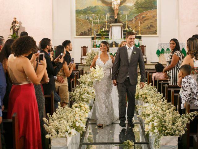 O casamento de Nayanne e Leonardo