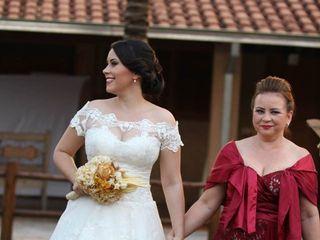O casamento de Nina e Thiago 1