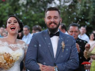 O casamento de Nina e Thiago