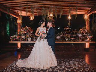 O casamento de Yasmin e Gabriel