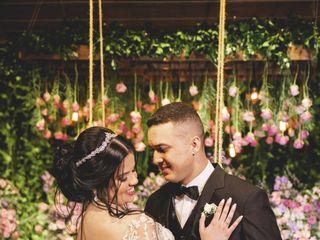 O casamento de Hualace e Daiana 1
