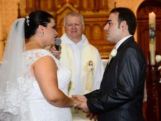 O casamento de Janaína e Felipe