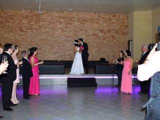 O casamento de Aline e Rodolfo 1