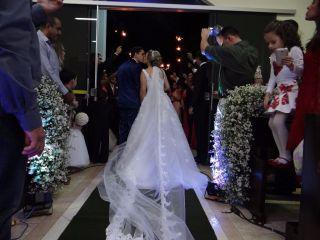 O casamento de Felipe e Danielle 2