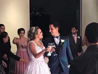 O casamento de Felipe e Danielle