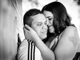 O casamento de Aline e Bruno 1