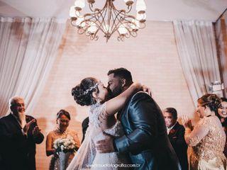 O casamento de Débora Yumi Garcia e Johnathan Rodrigues Roque