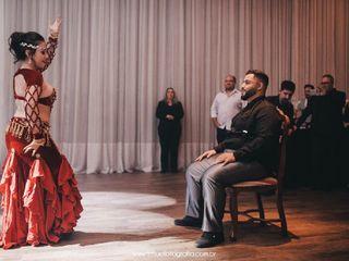 O casamento de Débora Yumi Garcia e Johnathan Rodrigues Roque 2