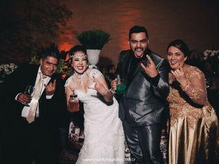 O casamento de Débora Yumi Garcia e Johnathan Rodrigues Roque 3