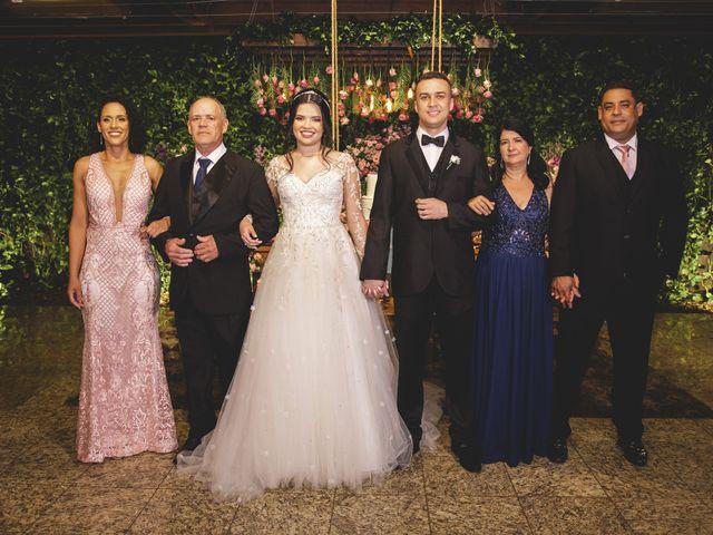 O casamento de Daiana e Hualace em Vale dos Sonhos, Mato Grosso 4