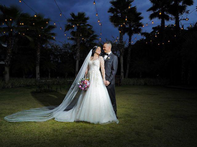 O casamento de Hualace e Daiana