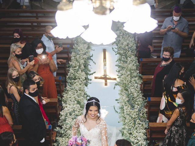 O casamento de Daiana e Hualace em Vale dos Sonhos, Mato Grosso 8