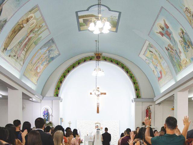 O casamento de Daiana e Hualace em Vale dos Sonhos, Mato Grosso 9