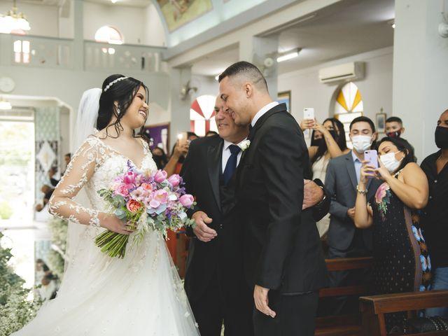 O casamento de Daiana e Hualace em Vale dos Sonhos, Mato Grosso 14